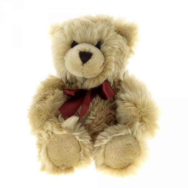 Nounours Happy marron 25 cm