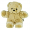 Peluche ours beige 30 cm