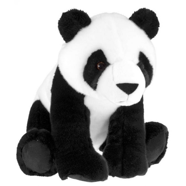 peluche panda 40 cm histoire d 39 ours mynoors. Black Bedroom Furniture Sets. Home Design Ideas