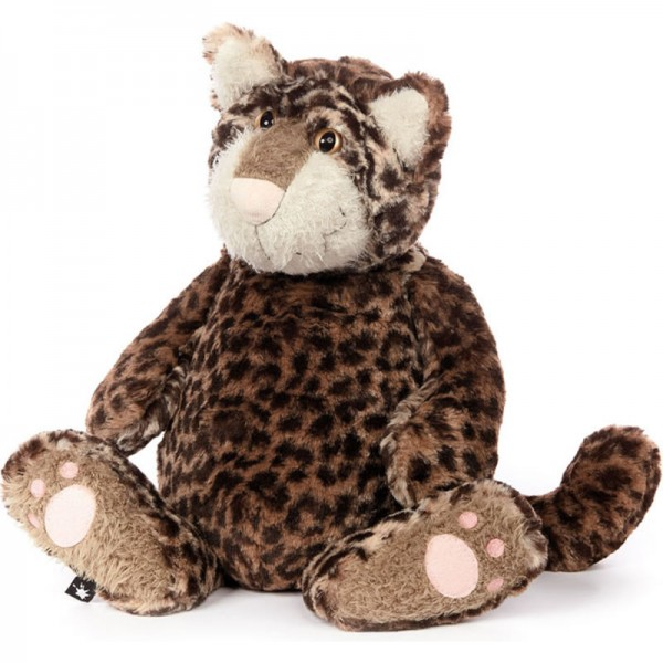 Peluche chat Cat astrophe 34 cm