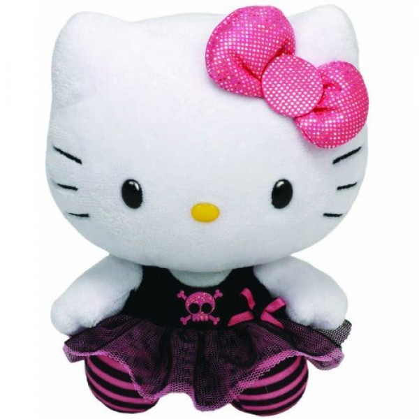 Peluche Hello Kitty Punk 33 cm