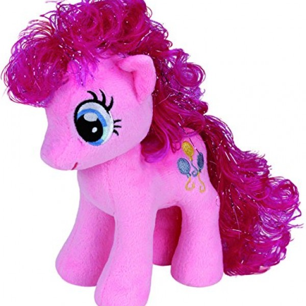 Peluche My Little Poney Pinkie pie 20 cm