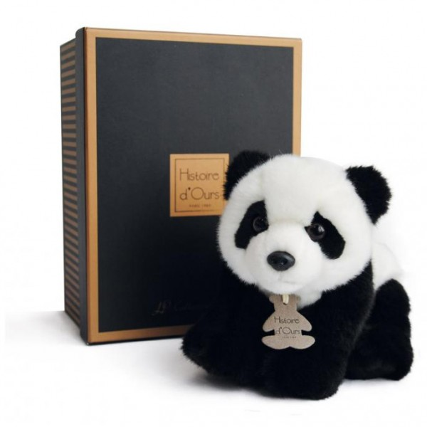 Peluche panda Authentique 20 cm