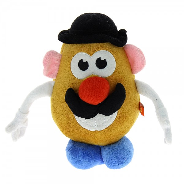 Peluche Mr Patate 18cm