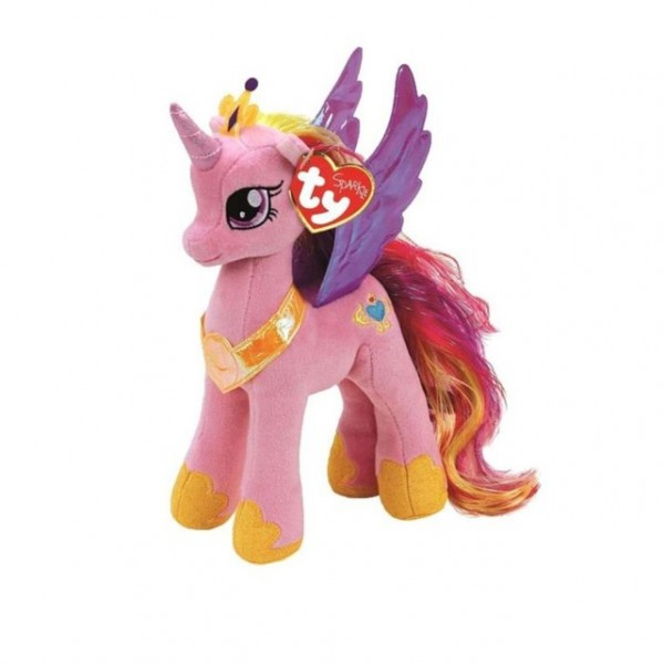 Peluche Mon Petit Poney Princess Cadance 20 cm