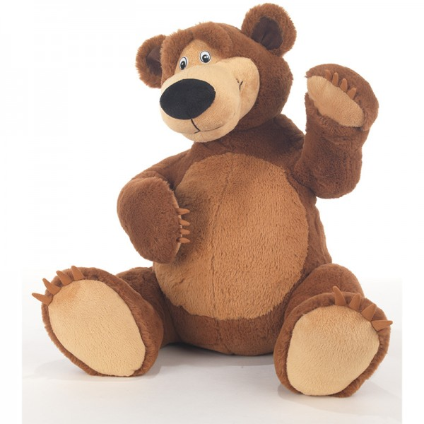 Peluche ours Kyril 40 cm