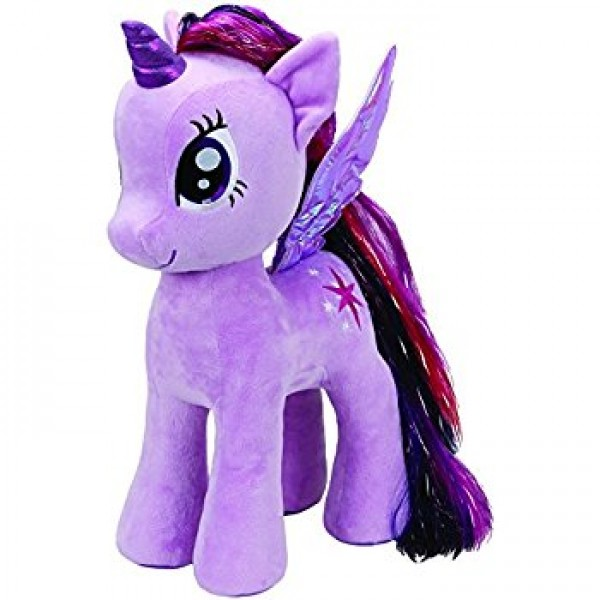 Peluche Mon Petit Poney Twilight Sparkle 18 cm