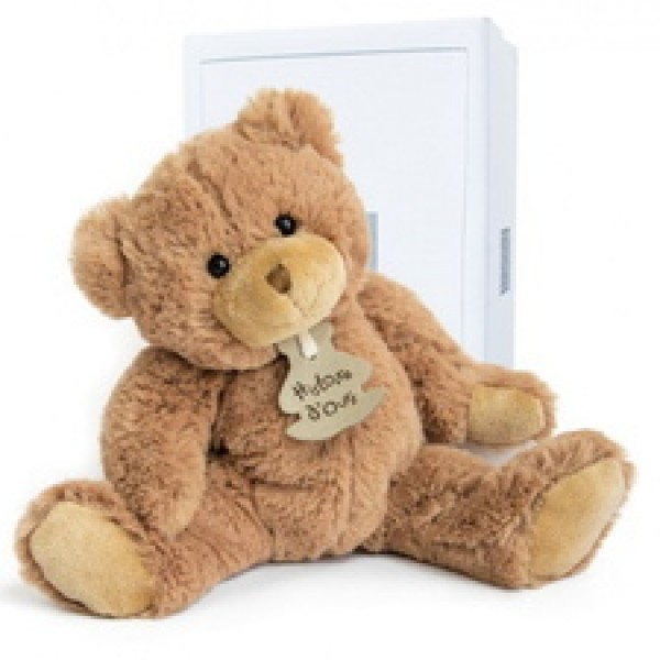 Calin'ours marron 20 cm