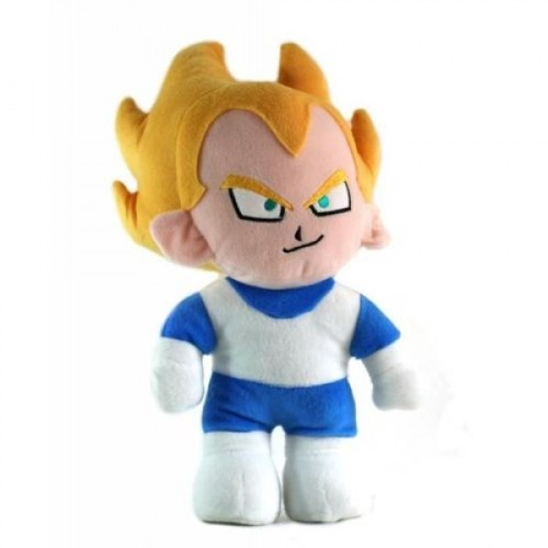Peluche Dragon Ball Z Vegeta 30 cm