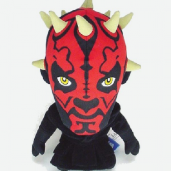 Peluche Star Wars Dark Maul 17 cm