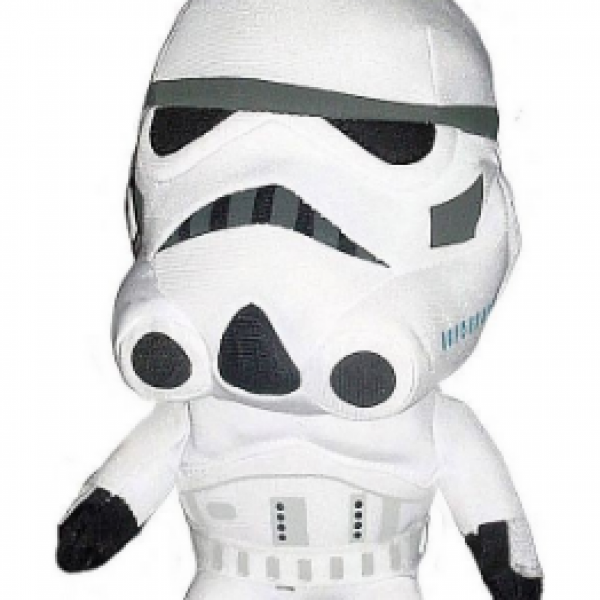 Peluche Star Wars  Storm Trooper 17 cm