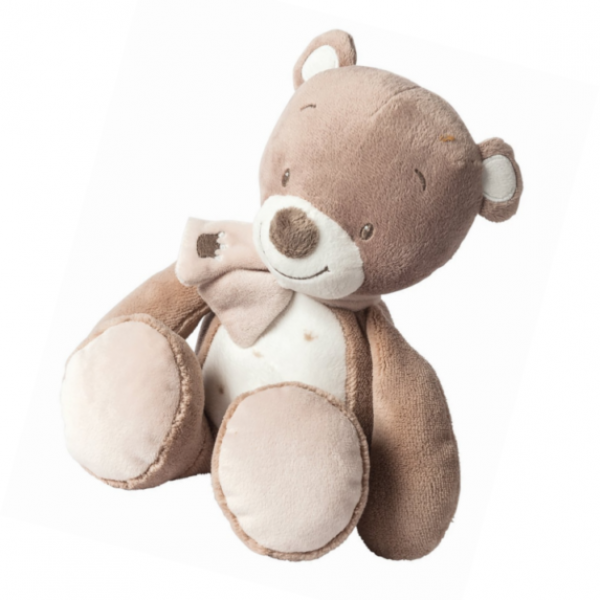 Peluche Tom l'ours 28 cm