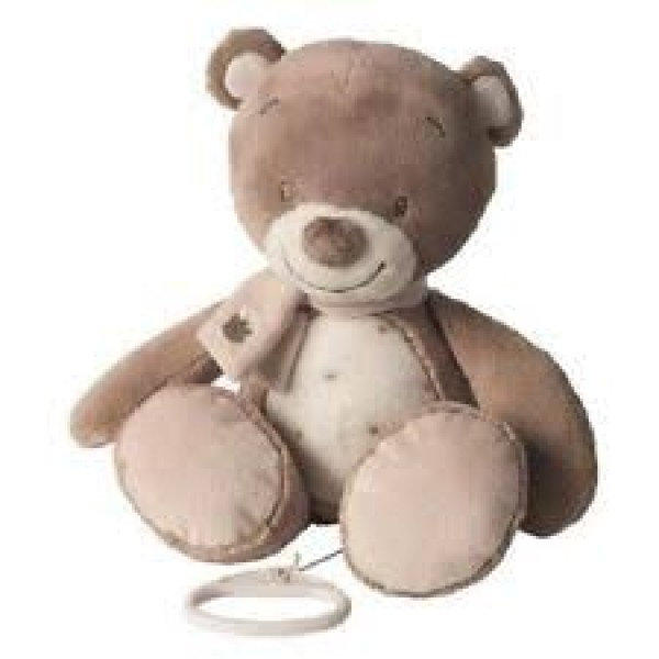 Musical Tom l'ours 27 cm
