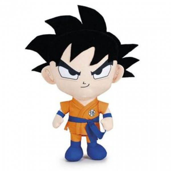 Peluche Dragon Ball Sangoku 28 cm