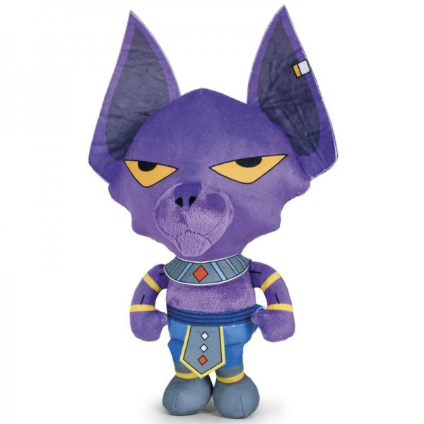 Peluche Dragon Ball Z  Beerus 28 cm