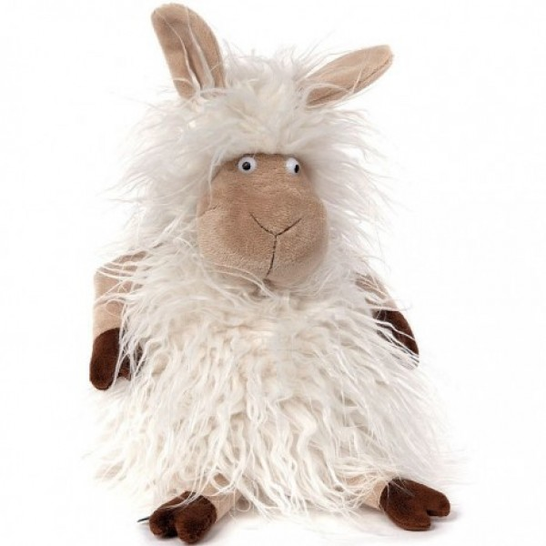 Peluche mouton Hairy Queeny 29 cm
