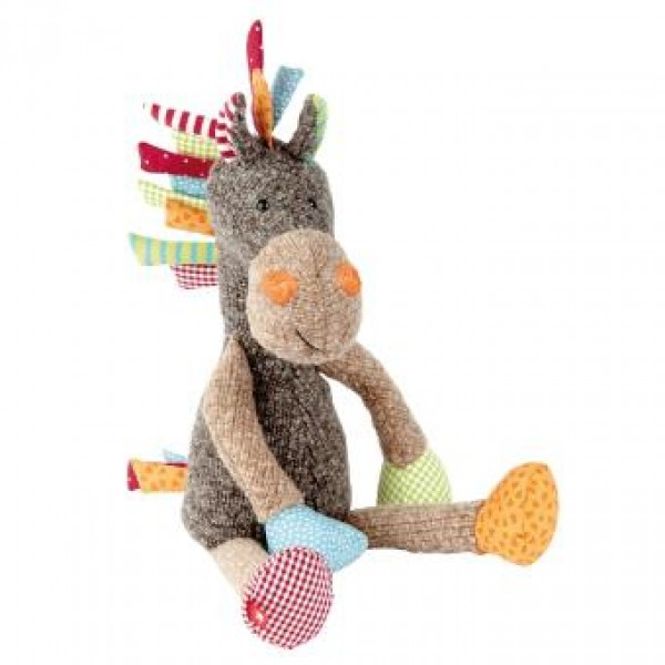 Peluche cheval sweety 43 cm