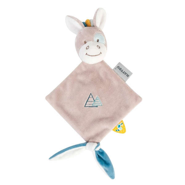 Mini doudou Tim le cheval 25 cm