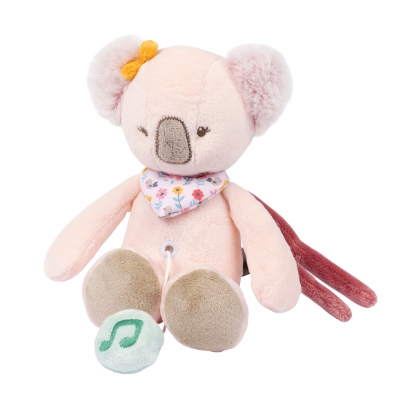 Mini musical Iris le koala 20 cm