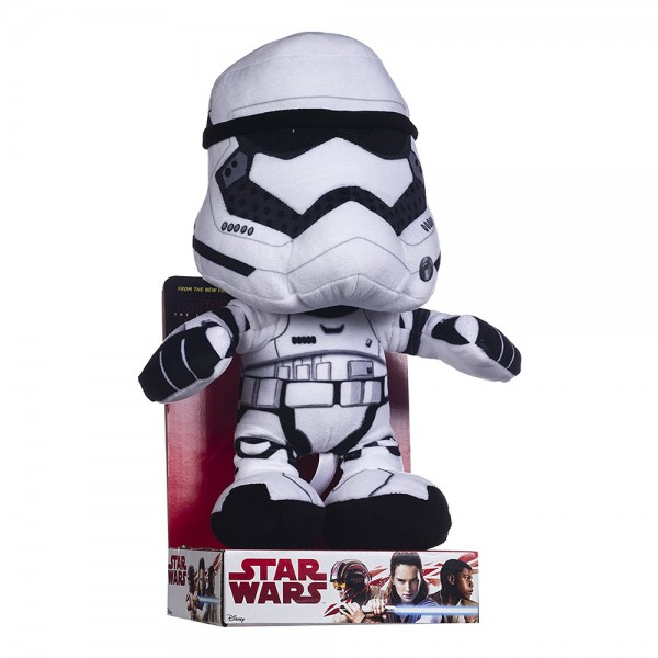 Peluche Star Wars Storm Trooper 25 cm