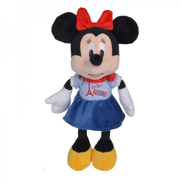 Peluche Minnie Paris 25 cm