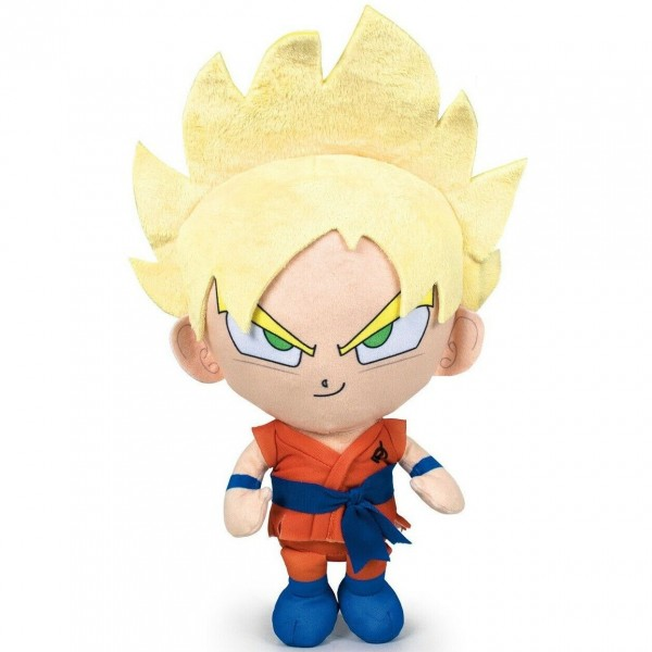 Peluche Dragon Ball Z Son Goku 28 cm