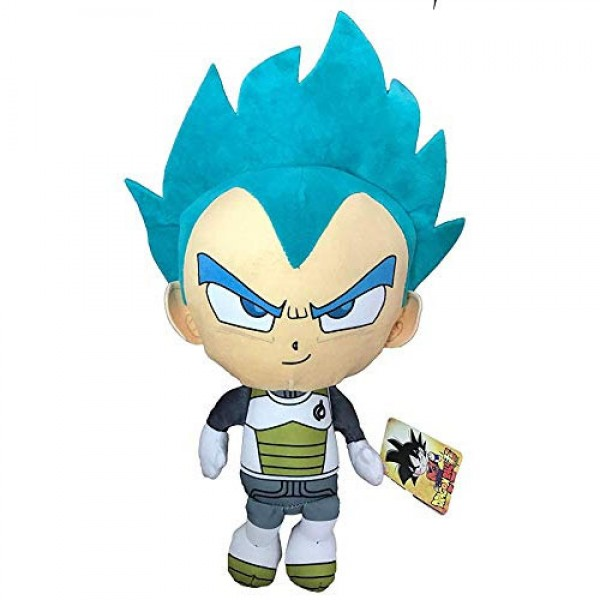Peluche Dragon Ball Z Vegeta 28 cm