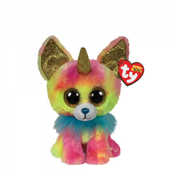 peluche Yips le chihuahua aux gros yeux 15 cm