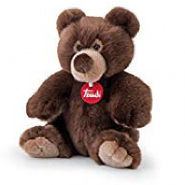Peluche ours Barnaba 28 cm