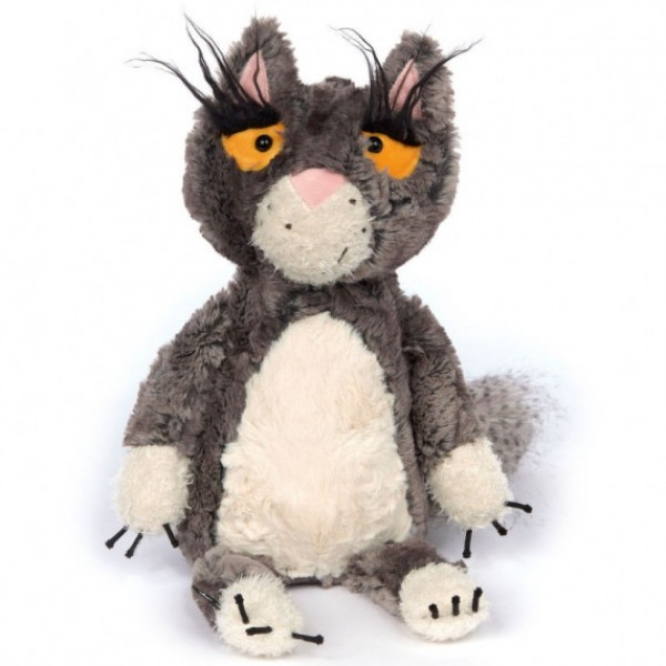 Peluche chat Bad Cat 34 cm