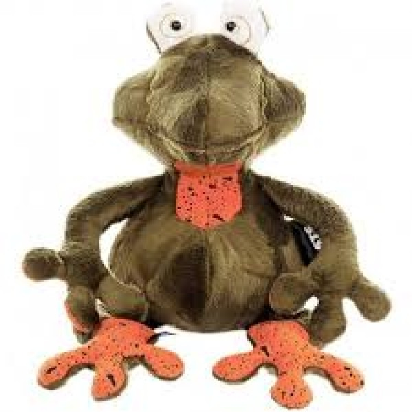 Peluche grenouille  Froc Dog 32 cm