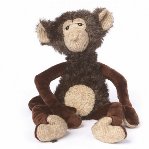 Peluche singe Uncle Jungle 35 cm